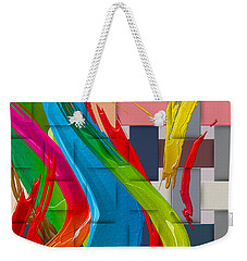 It's A Virgo - The End Of Summer  Weekender Tote Bag