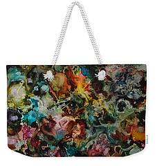 It's Complicated Weekender Tote Bag by Alika Kumar