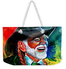 It's Willie Weekender Tote Bag