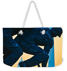 Iwo Jima Memorial At Dusk Weekender Tote Bag