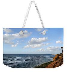 Jaffa Beach 5 Weekender Tote Bag by Isam Awad