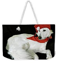 Jane Anne Weekender Tote Bag