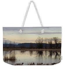 January Thaw 2 Weekender Tote Bag by I'ina Van Lawick