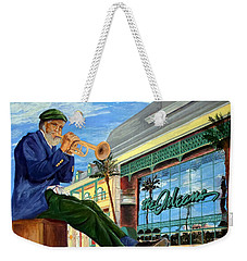 Jazz At The Orleans Weekender Tote Bag