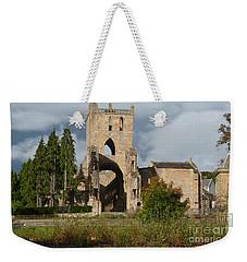 Jedburgh Abbey  Weekender Tote Bag