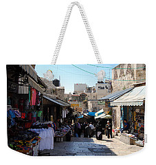 The Old City Of Jerusalem 1 Weekender Tote Bag