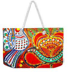 Jinga Bird Weekender Tote Bag