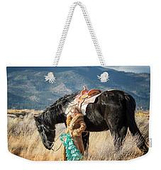 Joylene 10 Weekender Tote Bag