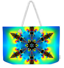 Jyoti Ahau 153 Weekender Tote Bag by Robert Thalmeier