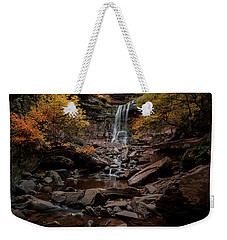Kaaterskill Falls  Weekender Tote Bag by Anthony Fields