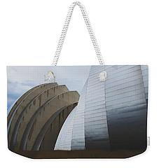 Kauffman Performing Arts Center Weekender Tote Bag