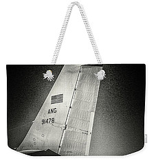 Kc_135 In Flight Refueling Tanker Weekender Tote Bag