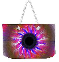 Keeping My Eye On You Weekender Tote Bag