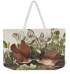 Key West Dove Weekender Tote Bag