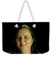 Kimberly Tucker  Weekender Tote Bag