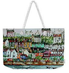 Kinsale Harbour. Wesr Cork, Weekender Tote Bag