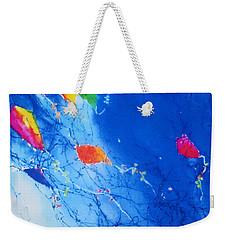 Kite Sky Weekender Tote Bag