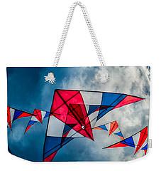 Kites Weekender Tote Bag