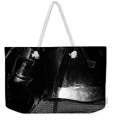 Knights Of Old 15 Weekender Tote Bag by Bob Christopher