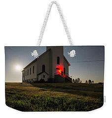 Knockin On Heaven's Door Weekender Tote Bag