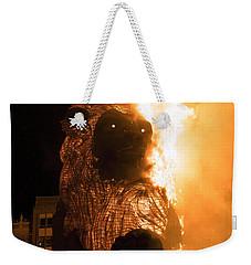 La Crema Fallas 2015 Weekender Tote Bag