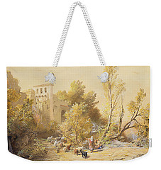 La Vocatella Weekender Tote Bag by Samuel Palmer