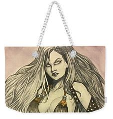 Lady Death  Weekender Tote Bag