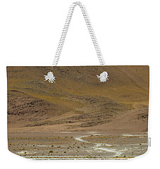 Laguna Colorada, Andes, Bolivia Weekender Tote Bag by Gabor Pozsgai