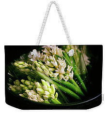 Lamentation Weekender Tote Bag by Jessica Jenney