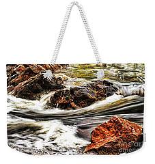 Lamina Flow Weekender Tote Bag