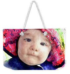 Landon Weekender Tote Bag