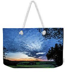 Weekender Tote Bag featuring the photograph Landscape  by Mariusz Zawadzki