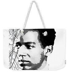 Langston Hughes Weekender Tote Bag