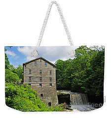 D9e-28 Lantermans Mill Photo Weekender Tote Bag
