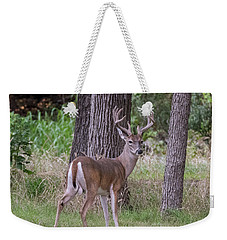 Large Buck Weekender Tote Bag