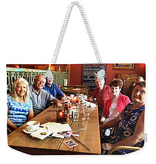 Lassen Hall Reunion Weekender Tote Bag