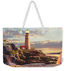 Last Light 2 Weekender Tote Bag