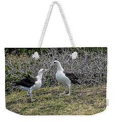 Laysan Albatross Hawaii #2 Weekender Tote Bag