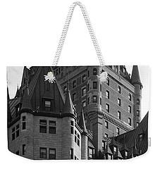 Le Chateau Weekender Tote Bag