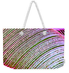 Weekender Tote Bag featuring the photograph Leaves In Color  by D Davila