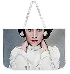 Leia Weekender Tote Bag by Tom Carlton
