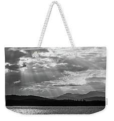 Weekender Tote Bag featuring the photograph Let's Get Lost by Yvette Van Teeffelen
