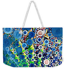 Lets Have A Party Weekender Tote Bag