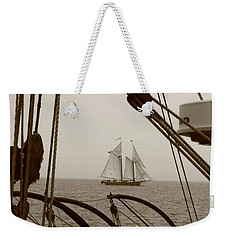 Lewis R French Weekender Tote Bag