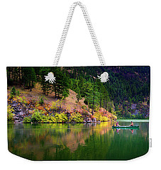 Weekender Tote Bag featuring the photograph Life Is But A Dream by John Poon