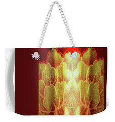 Life Of Gold Weekender Tote Bag by Gayle Price Thomas