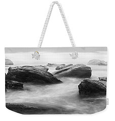 Weekender Tote Bag featuring the photograph Ebb And Flow by Parker Cunningham