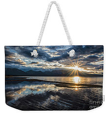 Light The Way Weekender Tote Bag by Mitch Shindelbower