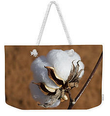 Limestone County Cotton Boll Weekender Tote Bag
