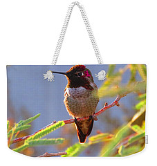 Little Jewel With Wings Sixth Version Weekender Tote Bag